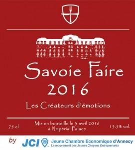 Logo Savoie-Faire + JCE