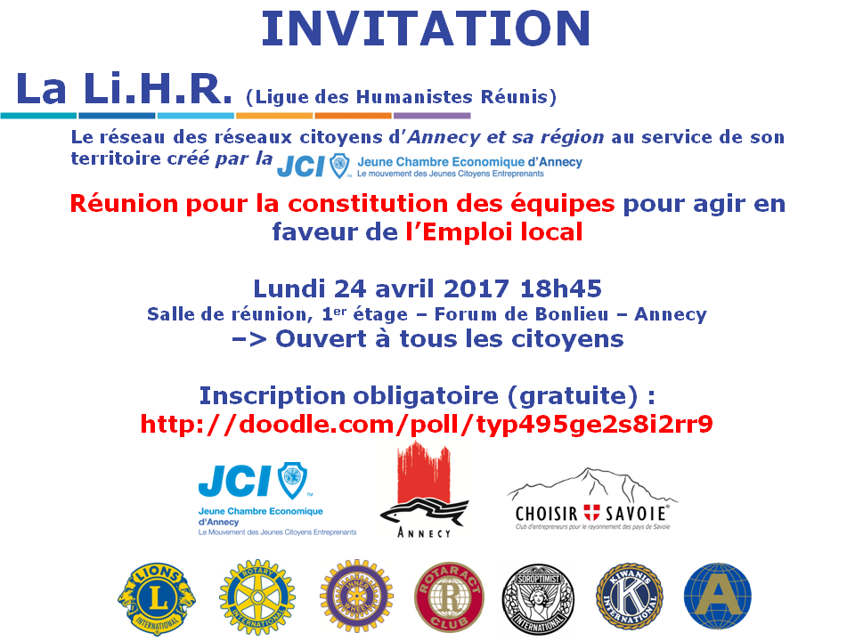 LIHR - Invitation réunion 24 04 2017