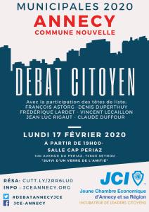 Affiche -Débat citoyen -JCE-V3